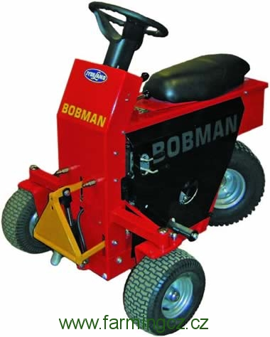 BOBMAN PRO základní stroj